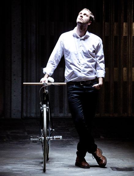 Shooting Biciclette Pagani